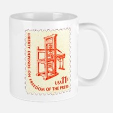 Freedom of the Press Mug