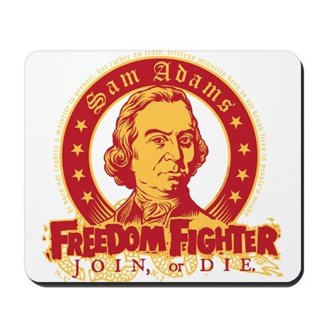 Sam Adams Mousepad