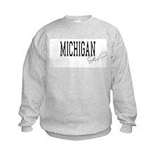 Michigan Girl Sweatshirt