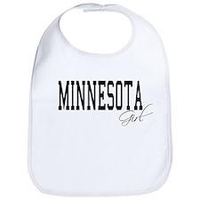 Minnesota Girl Bib