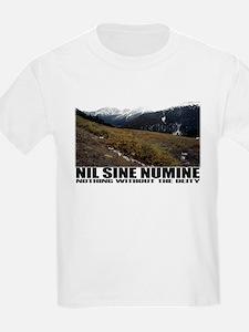 Colorado Mountains -  Kids T-Shirt