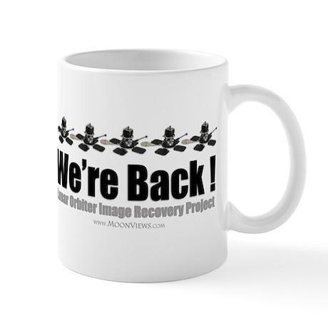LOIRP We're Back Mug