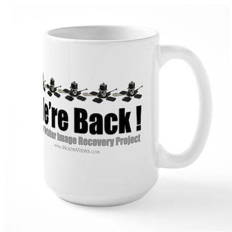LOIRP We're Back Large Mug