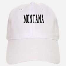 Montana Baseball Baseball Cap