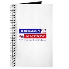 olbermann maddow 2012 Journal
