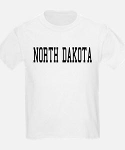 North Dakota T-Shirt