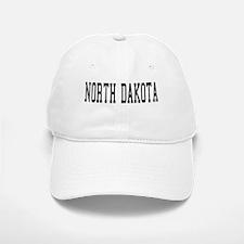 North Dakota Baseball Baseball Cap