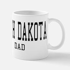 North Dakota Dad Mug
