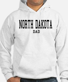 North Dakota Dad Hoodie