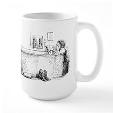 In the bath Mug