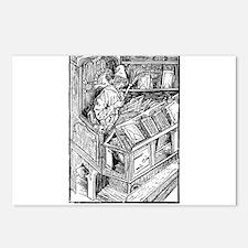Bibliomaniac Postcards (Package of 8)