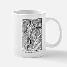 Bibliomaniac Mug