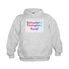 Behavioral Therapists Rock! Hoodie