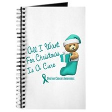Bear In Stocking 1 (Cervical Cancer) Journal