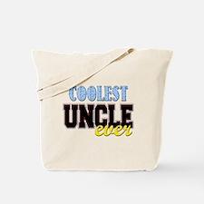 Coolest Uncle Tote Bag
