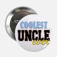 """Coolest Uncle 2.25"""" Button"""