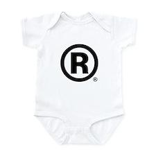 This Registered Trademark...I Infant Bodysuit