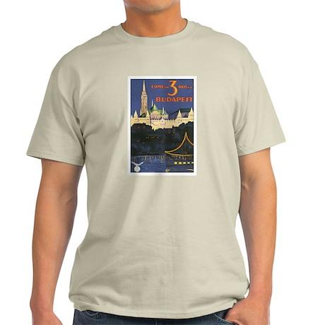Budapest Hungary Light T-Shirt