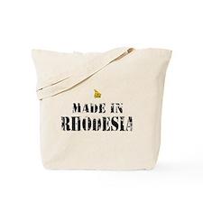 Made in Rhodesia Tote Bag
