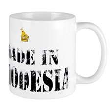 Made in Rhodesia Small Mug