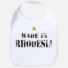 Made in Rhodesia Bib