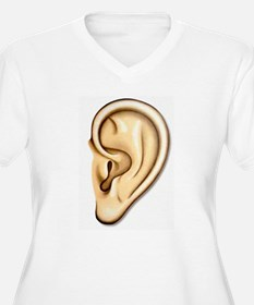 Ear Doctor Audiologists Audio T-Shirt