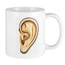 Ear Doctor Audiologists Audio Mug