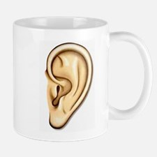 Ear Doctor Audiologists Audio Mug