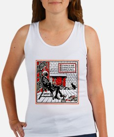 Old Books Old Friends Women's Tank Top