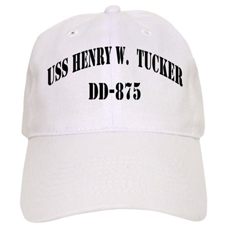 USS HENRY W. TUCKER Cap