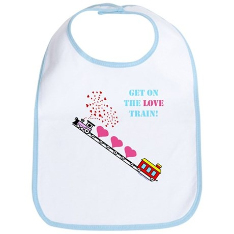 ~Love Train Design 002~ Bib
