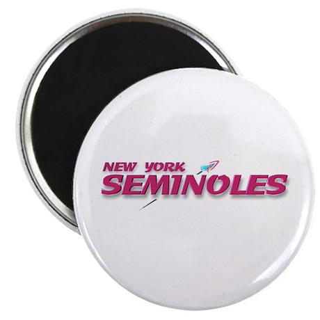 NY SEMINOLES Magnet