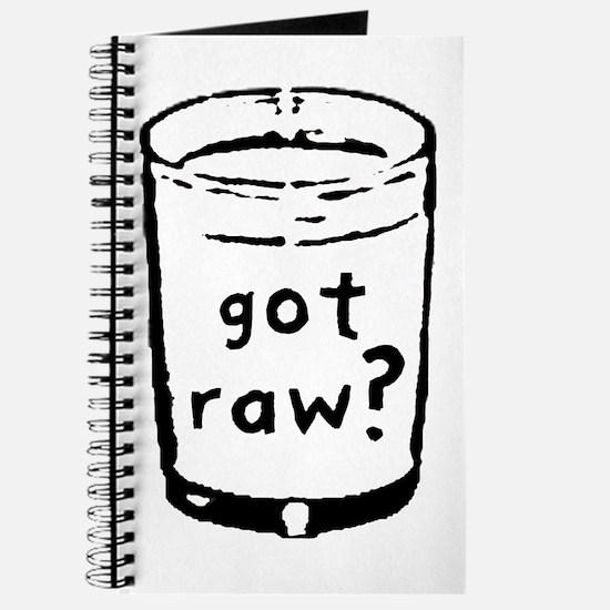 got raw? Journal