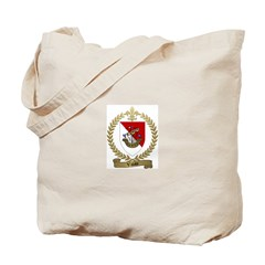 VALADE Family Crest Tote Bag