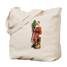 Old St. Nick Tote Bag