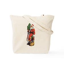 Old St. Nick Tote Bag