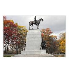 Virginia State Memorial Postcards (Package of 8)