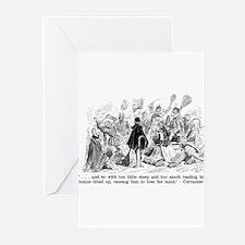 Cervantes Greeting Cards (Pk of 20)