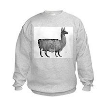 Llama (Front) Sweatshirt