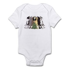 Xmas C6L Infant Bodysuit
