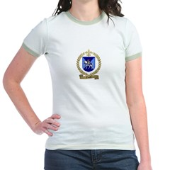 TURPIN Family Crest T