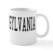 Pennsylvania Mug