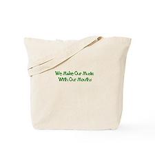 Acapella Music - Tote Bag