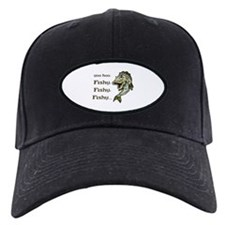 Here Fishy Fishy Fishy Baseball Hat