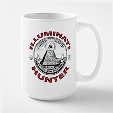 Illuminati Hunter Mug