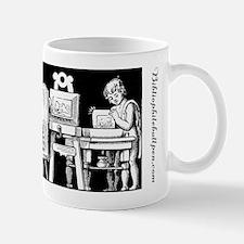 Cherub Artists Mug