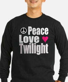 PEACE.LOVE.TWILIGHT T