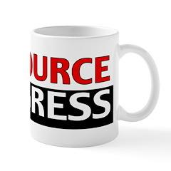 Outsource Congress Mug