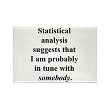Statistically in Tune . . . Rectangle Magnet