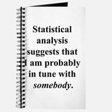 Statistically in Tune . . . Journal